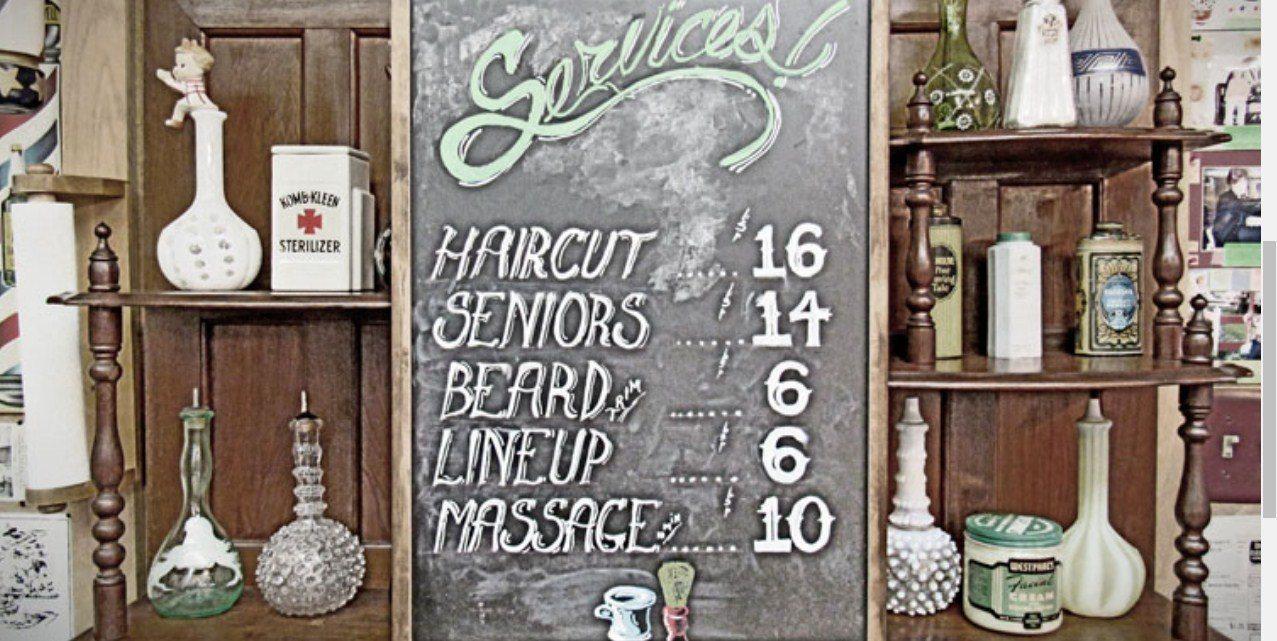 Stowe Barber Shop