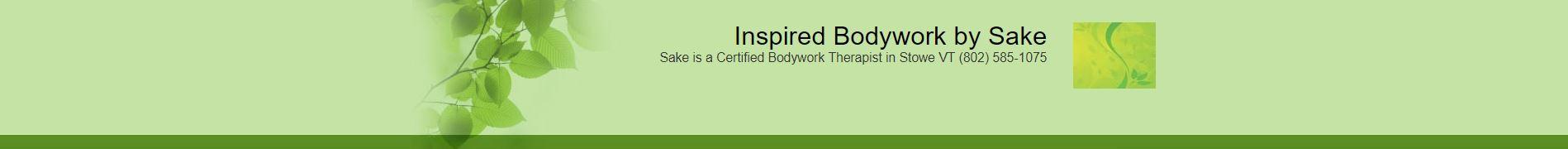 Inspired Bodywork by Sake