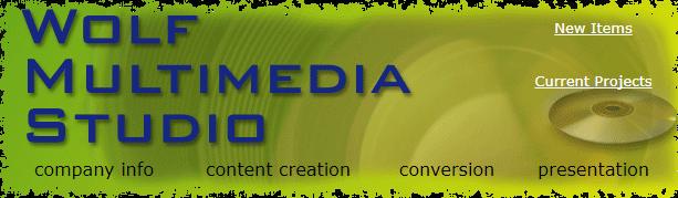 Wolf Multimedia Studio