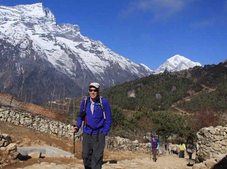 Nepal Trekking Plan