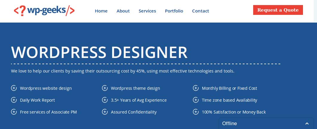 HireWPGeeks Ltd.