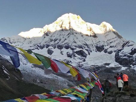 Mountain Ascend Trek