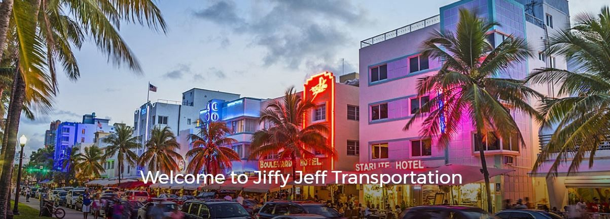 Jiffy Jeff Transportation