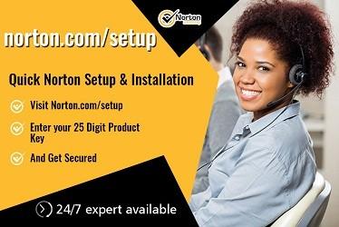 Norton Setup Activation