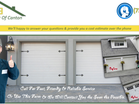 Garage Door Canton