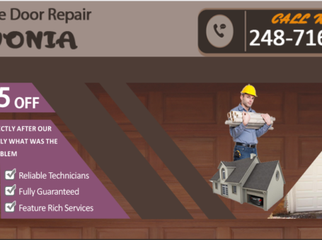 Garage door Repair livonia MI