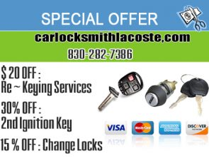 Car Locksmith La Coste