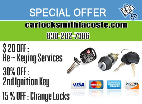 Car Locksmith La Coste