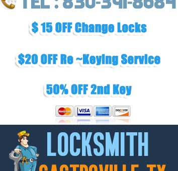 Locksmith Casteoville TX
