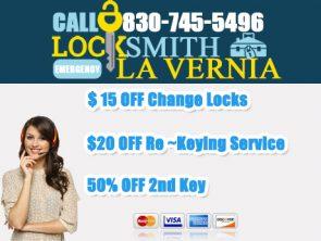 Locksmith La Vernia Texas