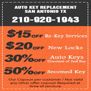 Auto Key Replacement San Antonio