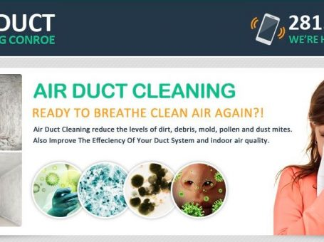 Air Duct Cleaning Conroe