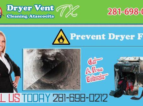 Dryer Vent Cleaning Atascocita TX