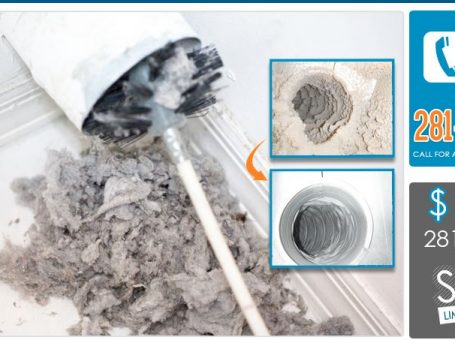 Dryer Vent Cleaning Sugar Land Texas