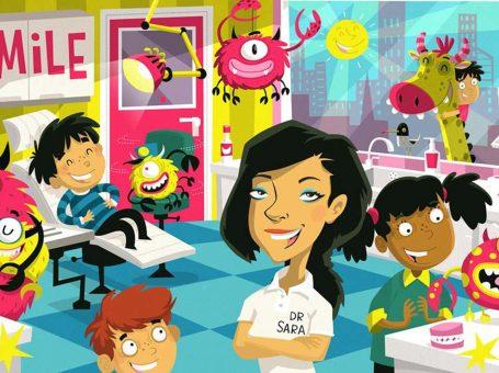 Pediatric Dentistry: Dr. Sara B. Babich, DDS